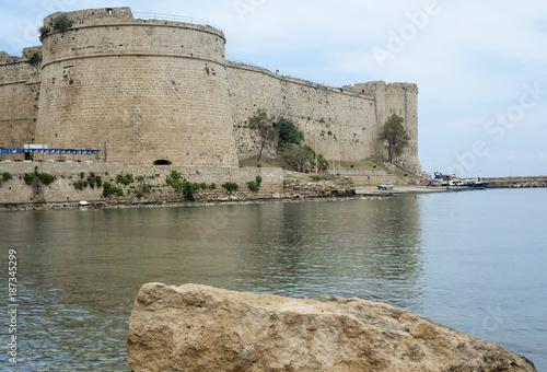 Papiers peints Chypre kyrenia castle cyprus