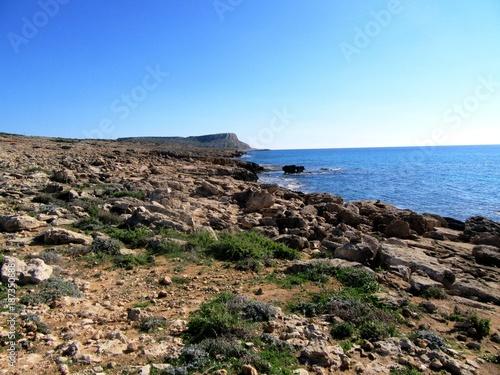 Papiers peints Chypre Küste von Agia Napa auf Zypern