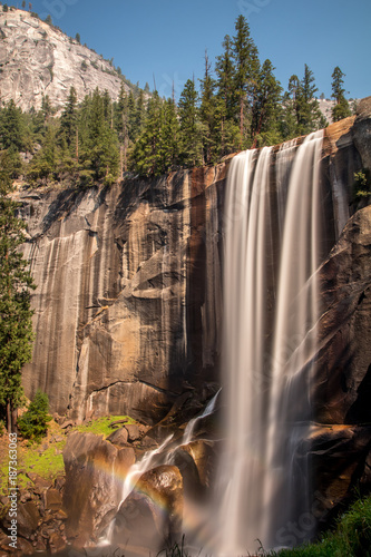 Vernal Fall, Yosemite National park - 187363063