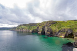 Northern Ireland Coastline Carrick-a-Rede