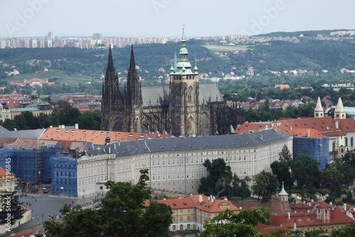 Foto op Canvas Praag Praga