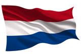 オランダ  国旗 旗 アイコン