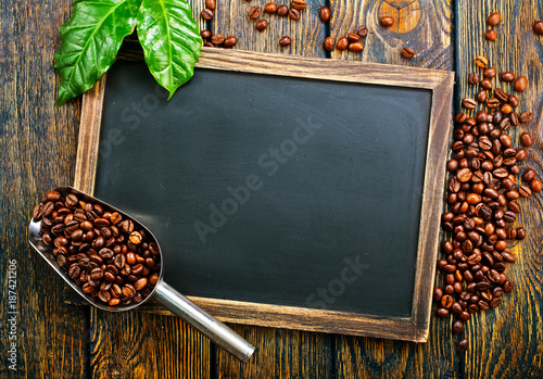 coffee background © tycoon101