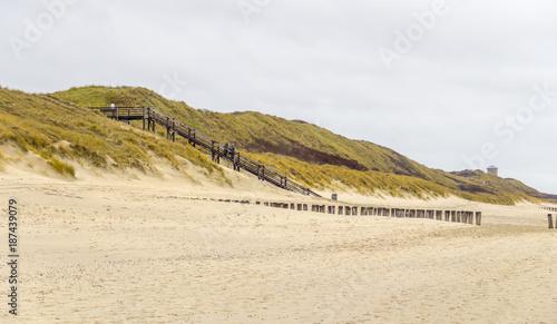 coastal beach scenery - 187439079