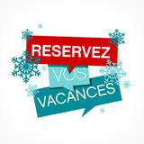 réservez vos vacances - 187457695