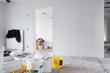 Innnenausbau einer Wohnung Baustelle © Matthias Buehner