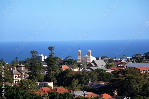 Foto op Canvas Sydney Living in Bondi Junction Sydney, New South Wales Australia