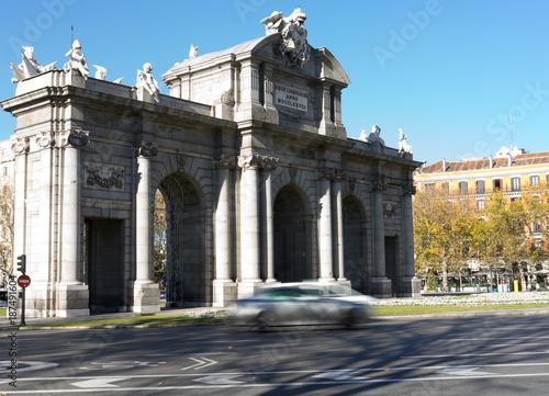 Foto op Aluminium Madrid Madrid