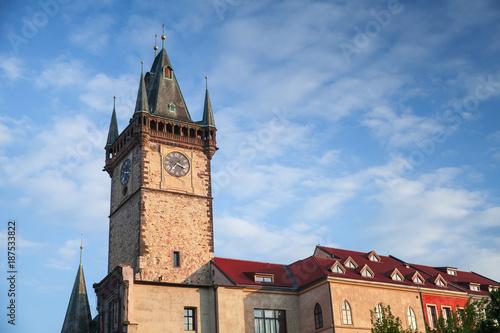Old Town Hall, Prague, Czech Republic Poster