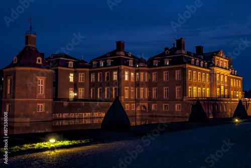 Foto op Canvas Brugge Schloss Nordkirchen