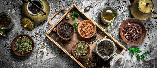 Fragrant Chinese tea. © Artem Shadrin