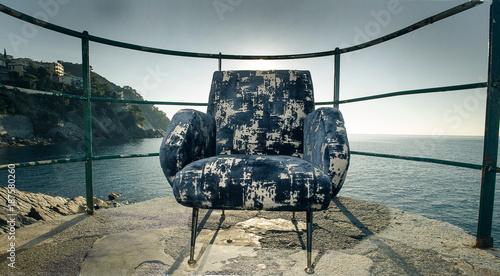 Foto op Plexiglas Liguria sedia