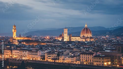 In de dag Florence Florence