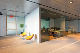 modern office building interior. - 187616239