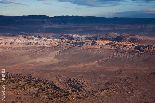 Foto op Aluminium Cappuccino Moon Valley