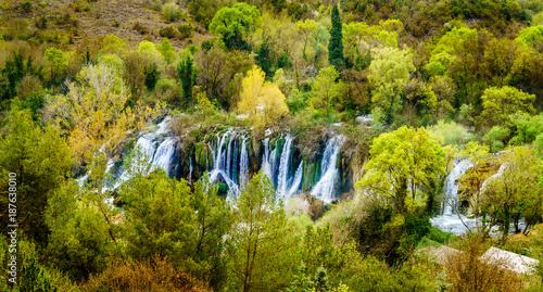 Foto Murales Kravica Waterfalls