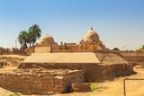 Egyptian ruins near the Karnak temple, Luxor - 187640881