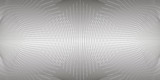 greyish intertwined lines on a gray gradient - 187652246