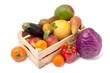 Obst und Gemüse - 187730691