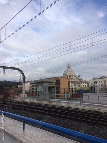 In de dag Spoorlijn Roma , San Pietro