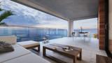 Casa moderna interior decoración - 187755095