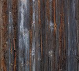 Wooden brown, empty, grey, vintage background. Space for text, abstract, close up view with details.