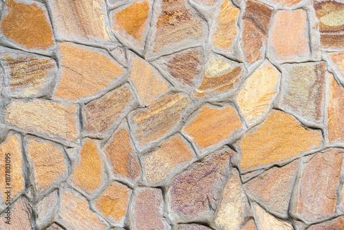 In de dag Stenen Yellow Stone Texture Background, gold texture