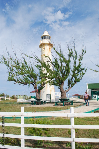 Grand Turk Lighthouse Poster