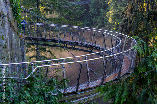 Fotobehang Bruggen Bridges