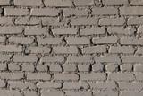 gray brick facade texture - 187843878