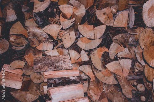 Stack of Woods