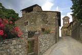 Italia,Toscana, Arezzo,Pergine,il castello di Montozzi.