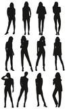Silhouette femme 2018-1