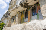 Basarbovo Rock Monastery, Bulgaria - 187882625