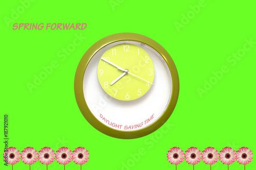 Daylight savings time - 187921010