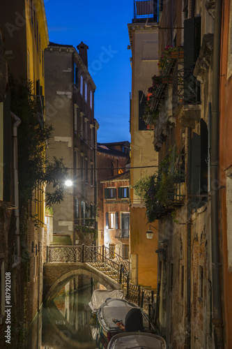 Venice Night - 187921208