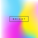 Colorful smooth background. Abstract gradient. Vector illustration - 187925236