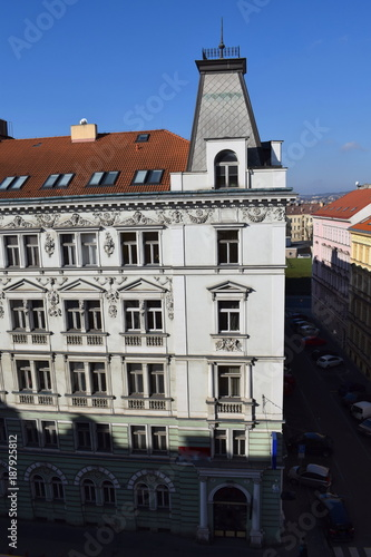 Foto op Canvas Praag Prag - PRAHA