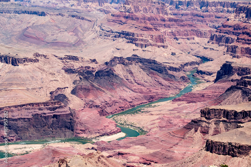 Fridge magnet Grand Canyon landscape