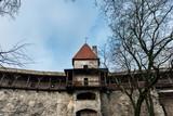 Tallitorn tower in Tallinn town wall