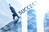 Success and executive concept
