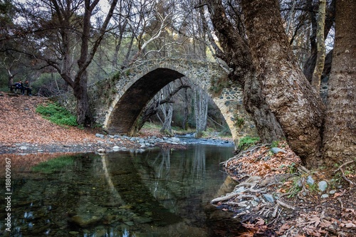 Foto Murales Cyprus Reflections