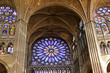 The Basilica of Saint Denis, the final resting place of the kings and queens of France.