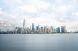 Skyline von New York Citiy, USA