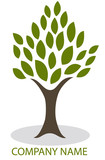 Vector tree icon - 188038820