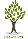 Vector tree icon - 188038825