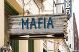 Schild 279 - Mafia