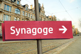 Schild 211 - Synagoge