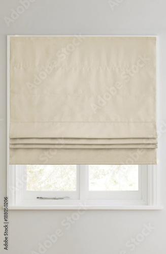Foto Murales interior room with window