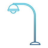 Street light symbol icon vector illustration graphic design - 188082272